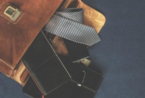 Leather case (SEL Group Ltd)