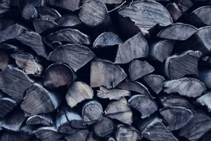 Stacked Wooden Logs (SEL Group Ltd)