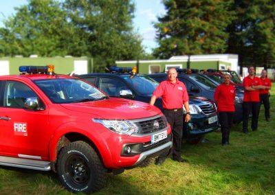 SEL Group Ltd Fire Trucks