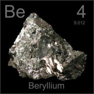 Image of a Beryllium sample