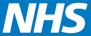 NHS Logo and hyperlink