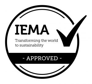 IEMA Approvved - Plastic Thinking Programme SEL Group Stafford